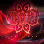 «Opium» party bar